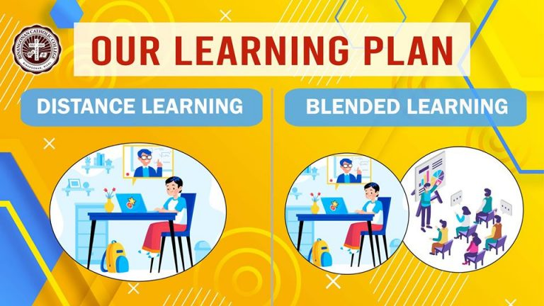 Our Learning Plan